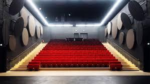La salle de spectacle Bonneterre rénovée