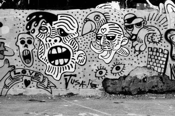 Street art, JUSA