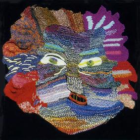 Marie-Rose Lortet, artiste plasticienne (on lui doit aussi l'affiche de la 6è BHN ci-dessus)