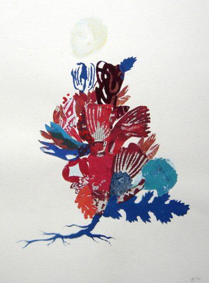 Allures passagères, Figures végétales, Gillian Ferreira
