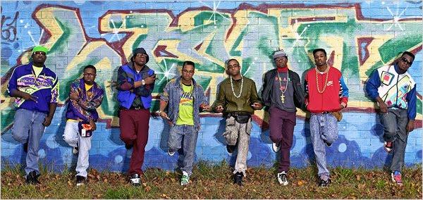 Le style Hip Hop des années 80