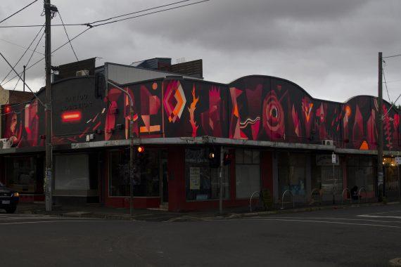 Trepid evolution (Neli0, Melbourne)