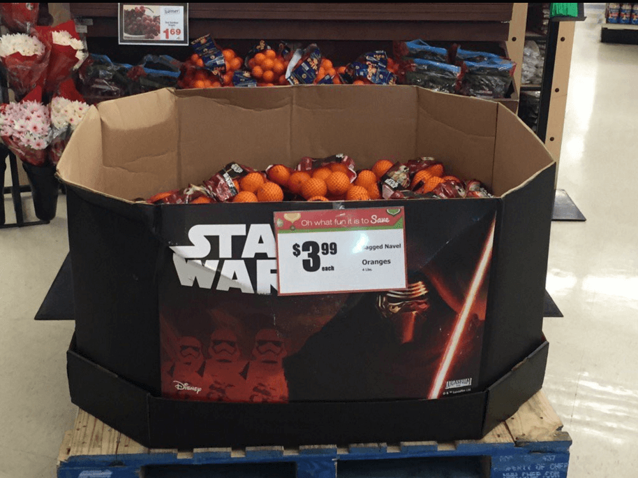 Star Wars : Le Réveil de la Farce