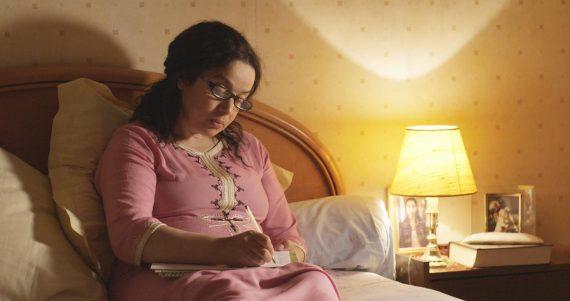 Soria Zeroual dans le rôle de Fatima.