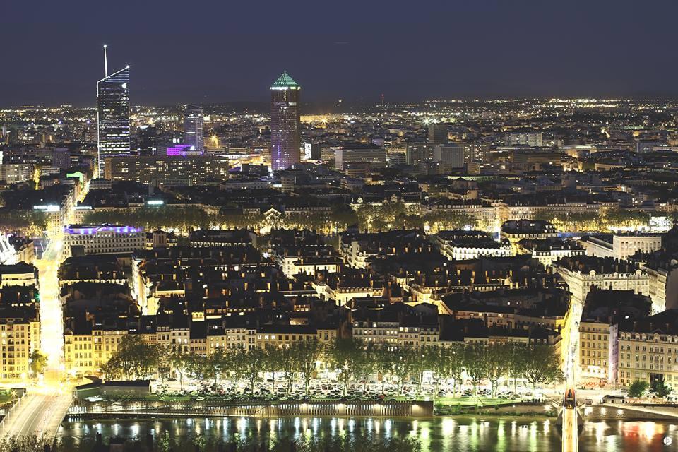 Lyon de Nuit by Sébastien Lorsbach
