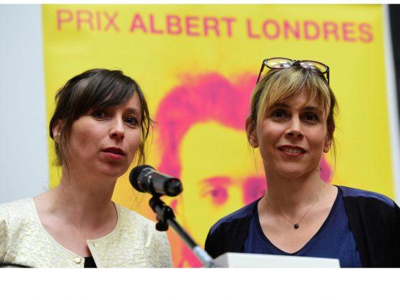 Cecile Allegra et Delphine Deloget