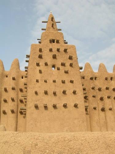 Mosquée de Djenné, Mali ©Unesco