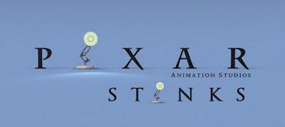 Pixar, enfin on se lâche