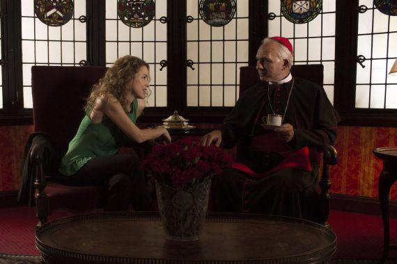 Le Pape François et Ana