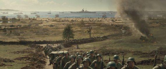 ça fait tellement plaisir de voir des plans composés correctement au cinéma, et en scope en plus.