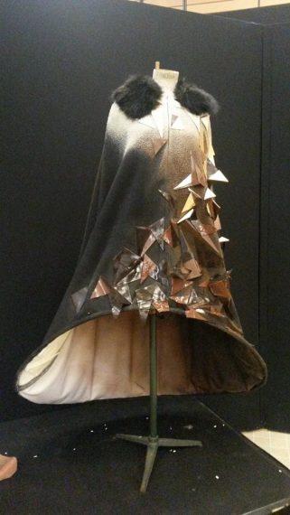 Robe en chocolat FST Handwear