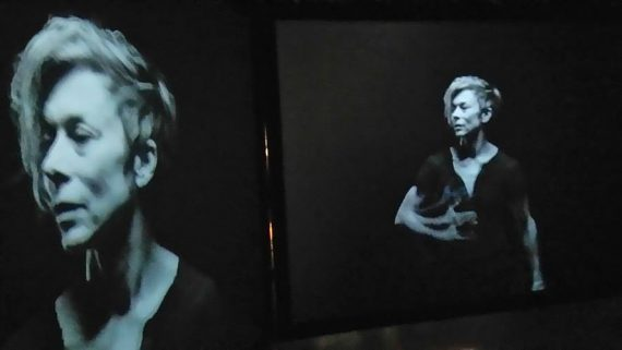 Interview et Performance de Louise Lecavalier