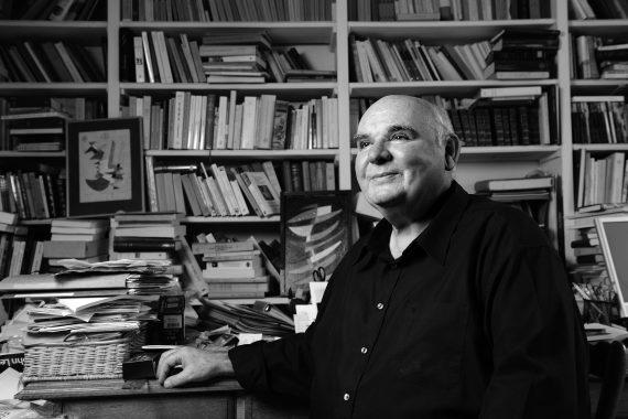 Michel Pastoureau, historien spécialiste de la couleur