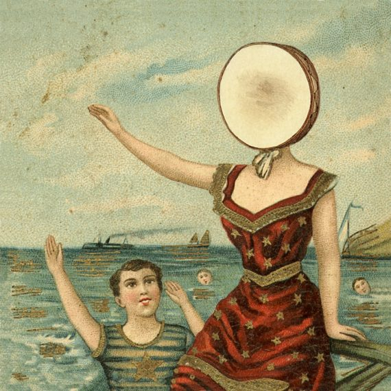 Neutral Milk Hotel - In An Aeroplane Over The See - © Merge Records