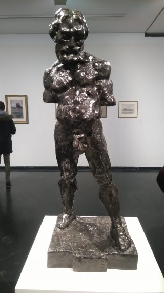 Le Serf, Bronze, Matisse