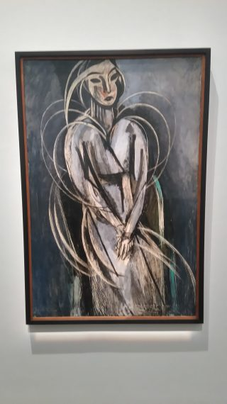 Mademoiselle Yvonne Landsberg, Matisse