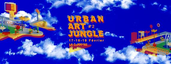 Urban Art Jungle Festival #2
