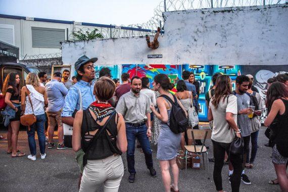 Première édition de l'Urban Art Jungle Festival
