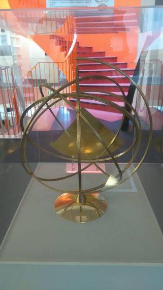 La sphère armillaire ou le GPS grec