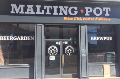 malting pot