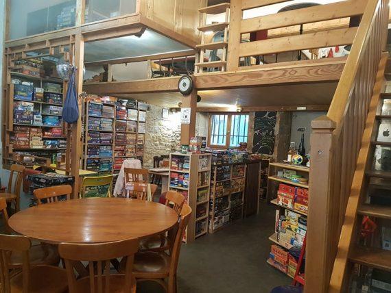 Bar à jeux Les Épinards