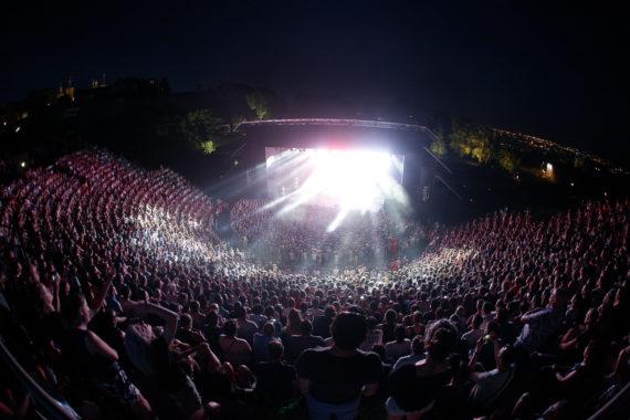 Festival des Nuits de Fourvière_Scene