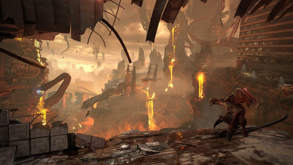 Screenshot DOOM ETERNAL